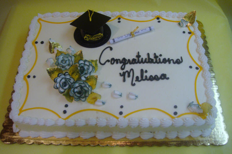 Herman's Bakery and Deli - Graduation Cakes Gallery
